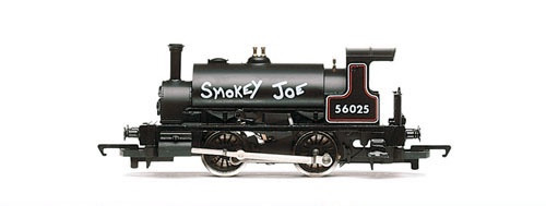 Hornby #R3064 BR Black 0-4-0 Class 264 Pug 'Smokey Joe'