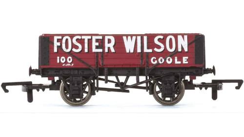 Hornby # R6748 5 Plank Wagon 'Foster Wilson'