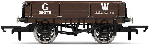 Hornby # R6934 00GWR 3 Plank Wagon No 39679