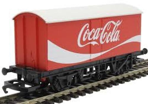 Hornby # R6934 00 Gauge Coca Cola LWB Box Van