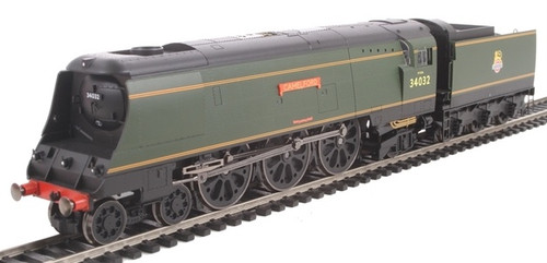 """Hornby #R3445 OO BR 4-6-2 West Country Class """"Camelford"""""""