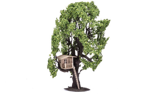 Hornby  #R7224 00 Gauge Profi Trees  with Tree House