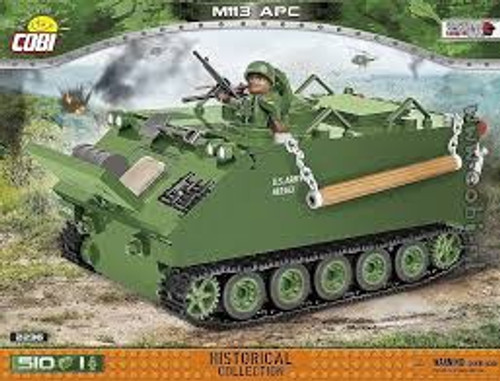 Cobi #2236 M113 APC-510 pces