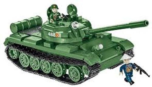 Cobi #2234 T-55 Tank-506 pces