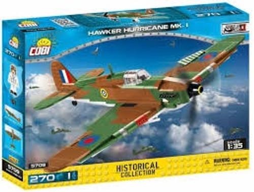 Cobi #5709 Hawker Hurricane MK.MK.I-270 PCES