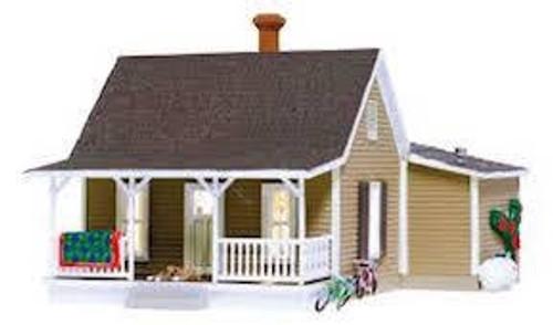 Landmark Structures #BR5027 Granny's House