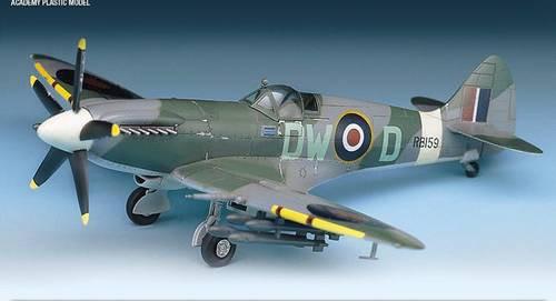 Academy #12274 1/48 Spitfire Mk.XIVc