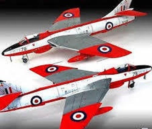 Academy #12312 1/48 RAF & Export Hawker Hurricane F.6/FGA.9