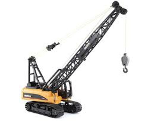 Huina #1572 1/14 RC 15Ch Tracked Crane