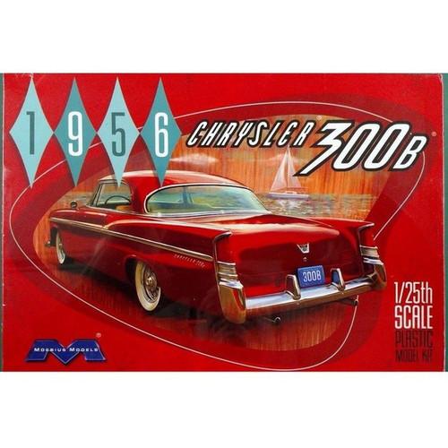 Moebius Models #1207 1/25 1956 Chrysler 300B