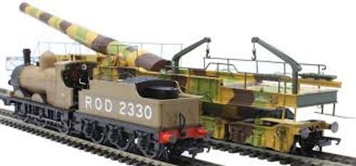 """Oxford Rail #OR76BOOM01 OO Rail Gun WWI- """"Boche Buster"""""""