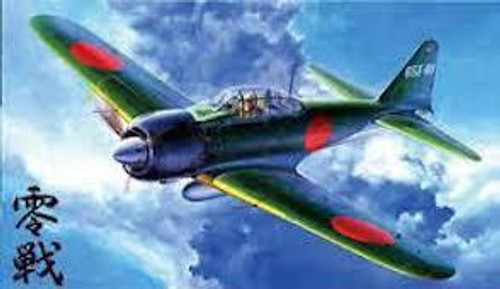 "Tamiya # 60318 1/32 Mitsubishi A6M5 Zero Fighter Model 52 ""Zeke"""