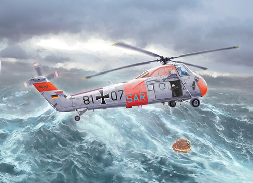Italeri #2712 1/48 H-34G.III/UH-34J