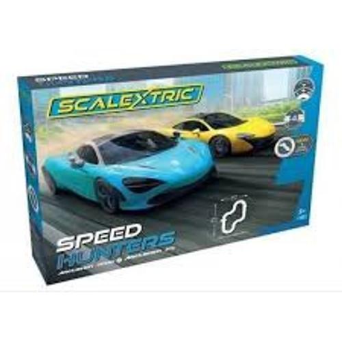 Scalextric #C1380NIC McLaren Speed Hunters Racing Set