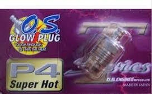 OS #P4 Super Hot Glow Plug