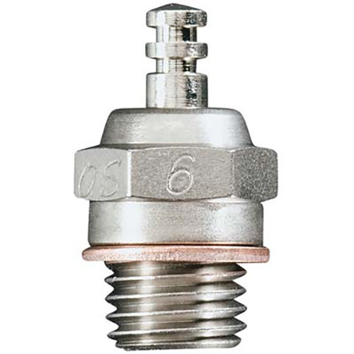 OS #71605300 No.6 (Former A3) Glow Plug