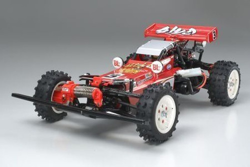 Tamiya #58391 1/10  Hot shot 2007