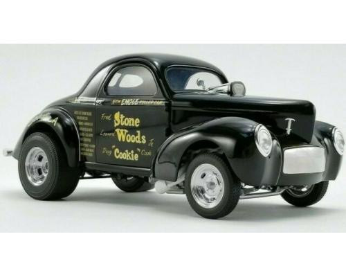 "Acme #A1800915 1/18 1941 Gasser-Stone,Woods ""Cookie"""