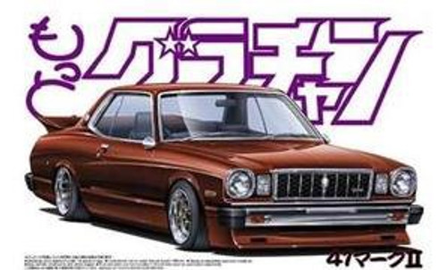 Aoshima #4704   1/24 1972 Toyota MK11 2000GS