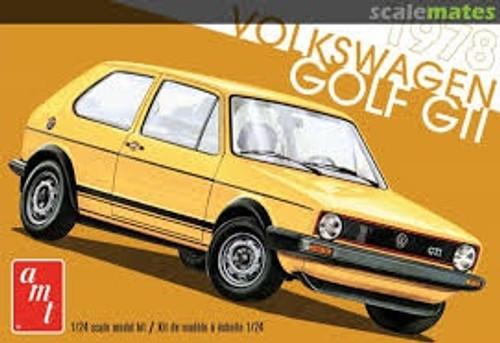 AMT #1213M 1/24 1978 Volkswagen Golf GTI
