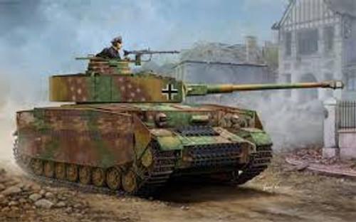 Trumpeter #00921 1/16 German Pzkpfw IV Ausf.J Medium Tank