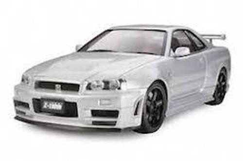 Tamiya #24282 1/24 Nissan Skyline Nismo R34 GT-R Z Tune
