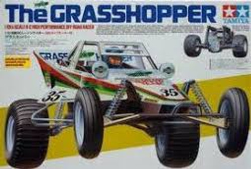 Tamiya #58346 1/10 Grass Hopper Kit
