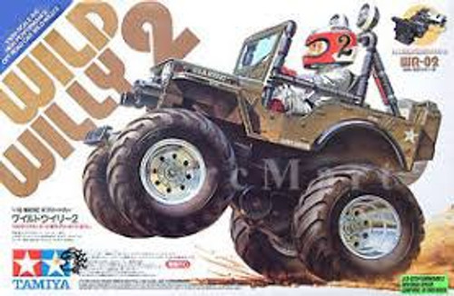 Tamiya #58242 1/10 Wild Willy 2 Kitset