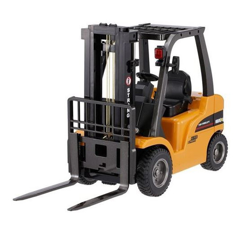 Huina #1577 1/10 8CH RC Alloy Fork Lift in Gift Box