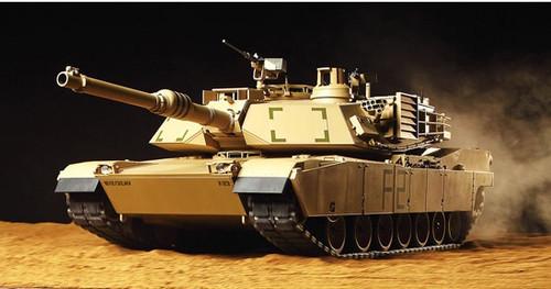 Tamiya #56041 1/16 R/C U.S. Main Battle Tank M1A2 Abrams Full-Option Kit
