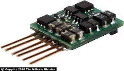 Diitrax #DZ126IN N Scale Mobile Decoder Fits Many HO and N Locos