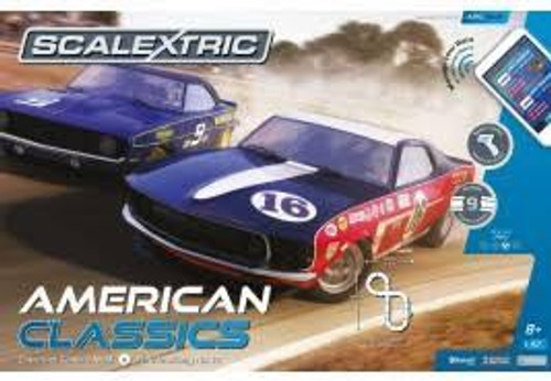 Scalextric #C1362 American Classics