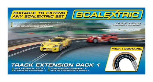Scalextric #C8510 Extension Pack 1 Cross Overs