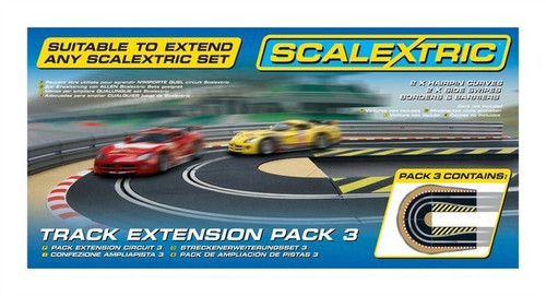 Scalextric #C8512 Extension Pack 3