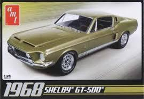 AMT #0634 1/25 68 Shelby GT500