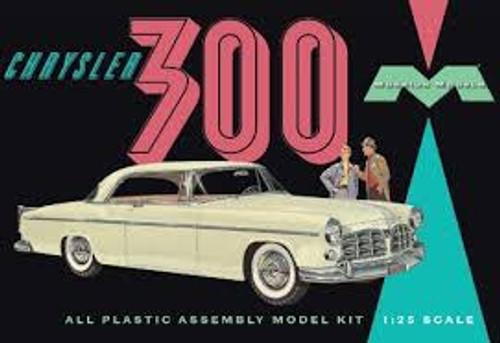 Moebius Models #1201 1/25 Chrysler 300