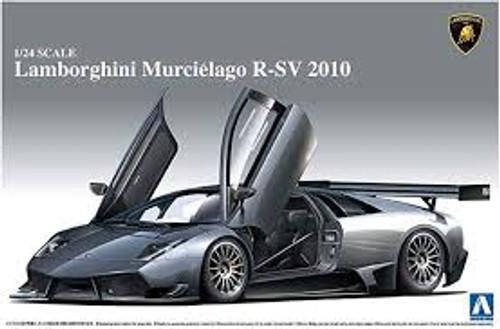 Aoshima #7105 1/24 Lamborghini Murciélago R-SV 2010