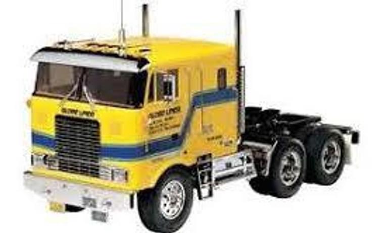 Tamiya #56304 Globe Liner 1/14 Tractor Truck