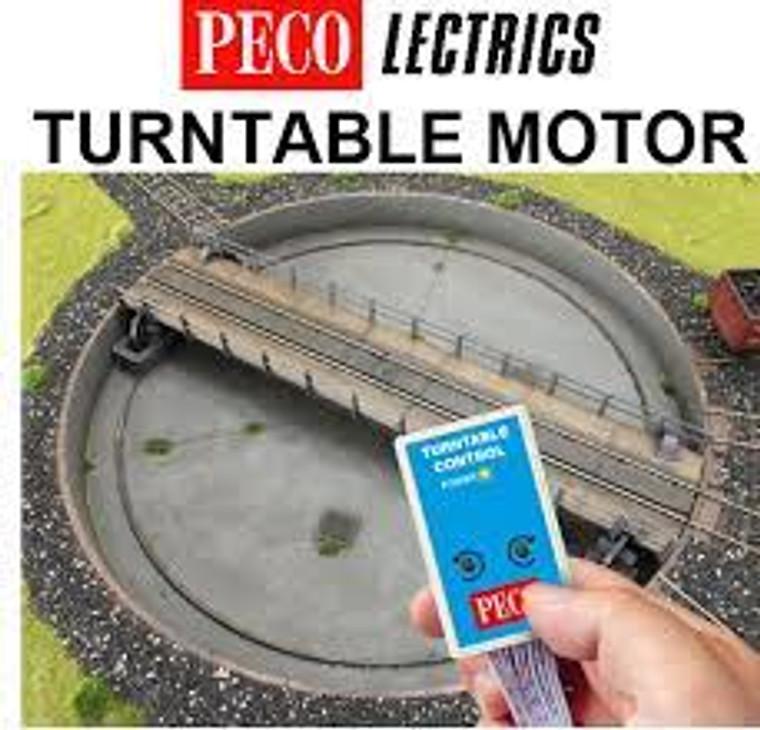 Peco #PL-55 Turntable Motor