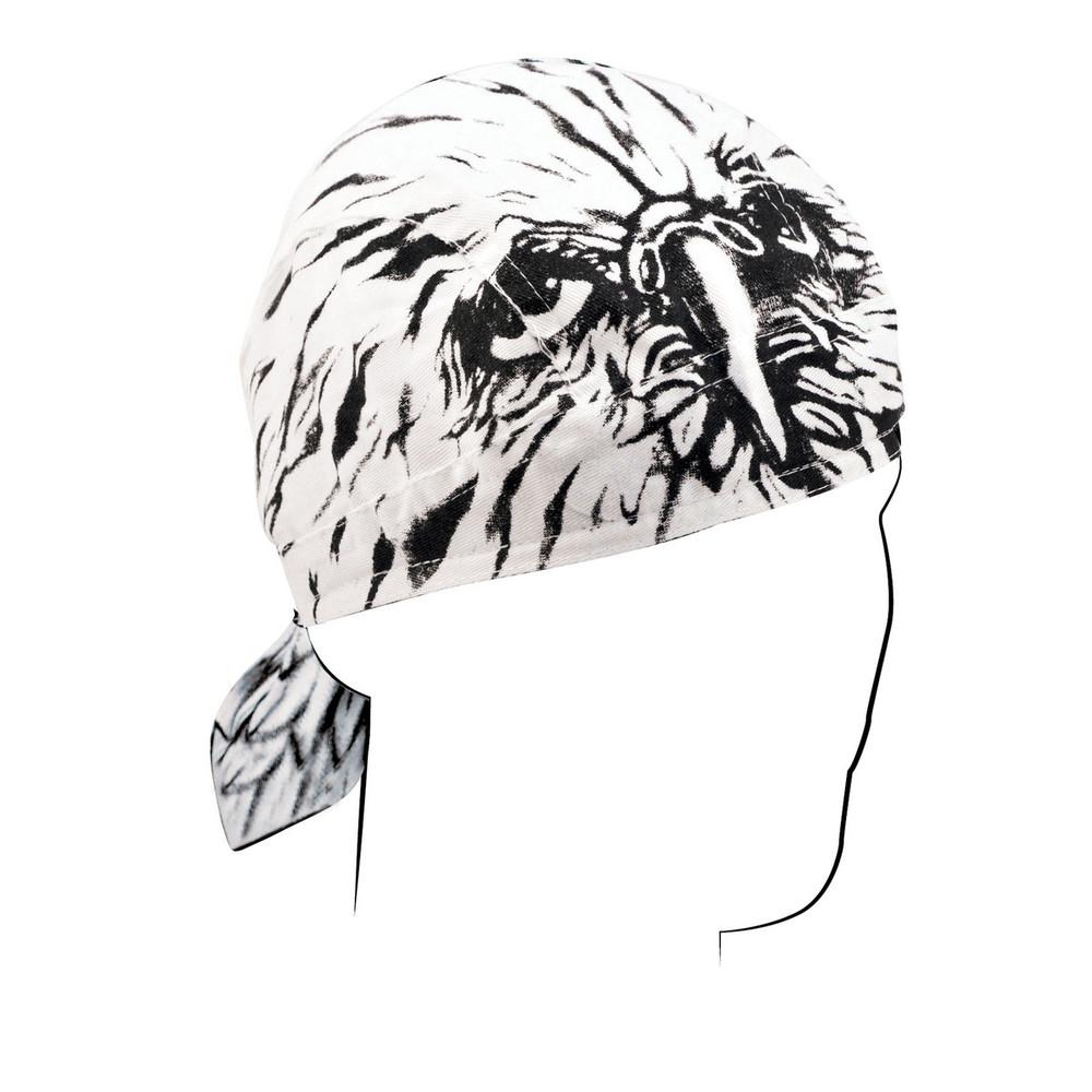 Flydanna, Road Hog, 100% Cotton, Airbrushed Eagle