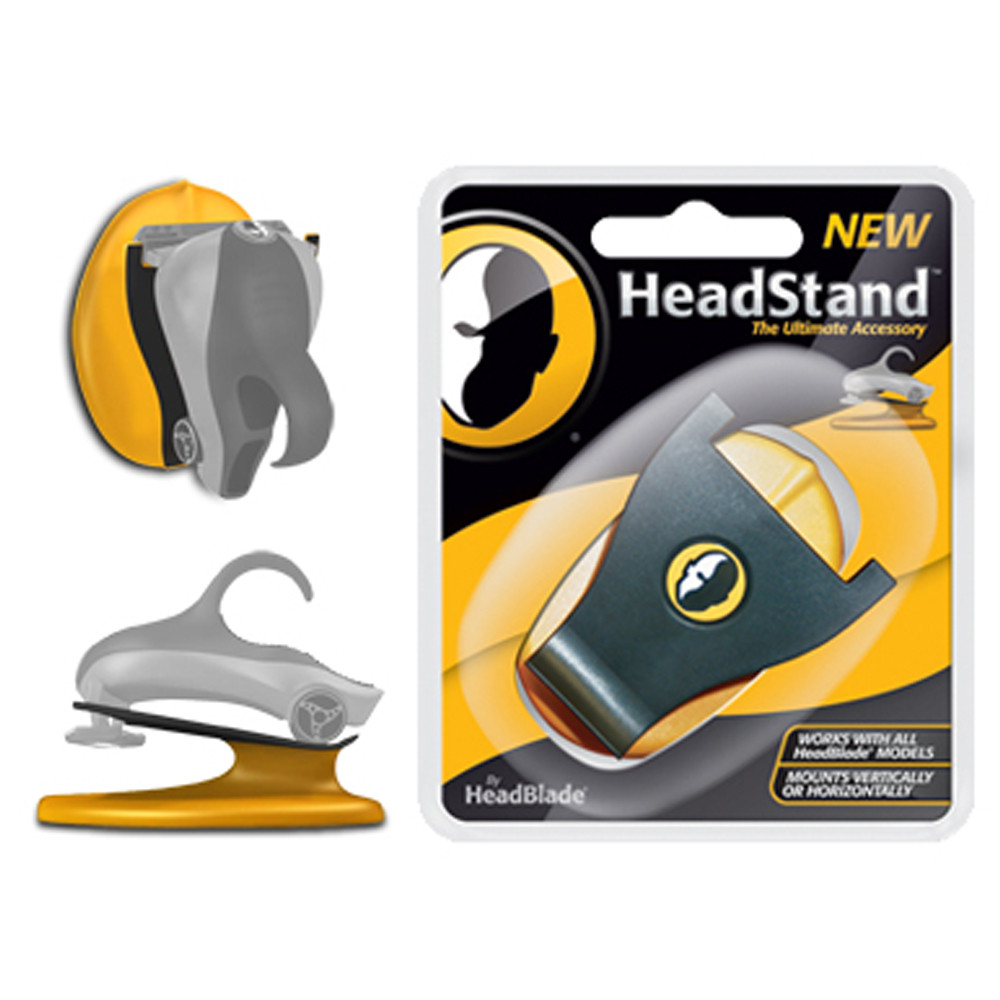 HeadBlade HeadStand