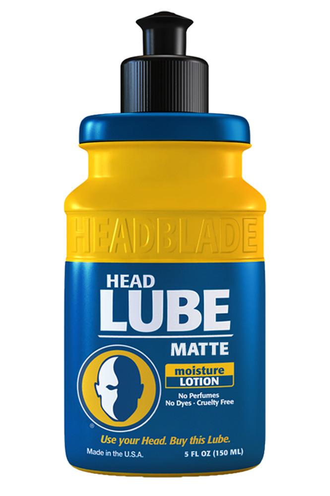 HeadBlade - HeadLube Moisturizer (Matte) - 5 0z.