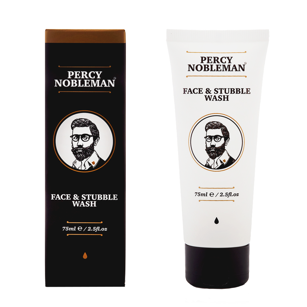 Face & Stubble Wash By Percy Nobleman