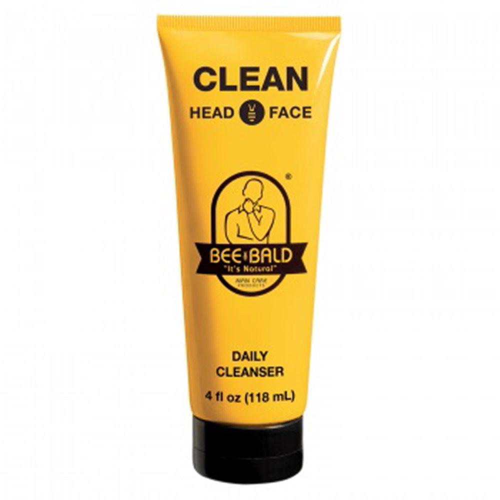 BEE BALD CLEAN - 4 oz. Tube