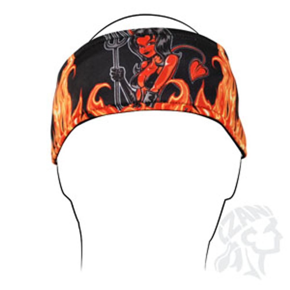 Headband, Devil Girl