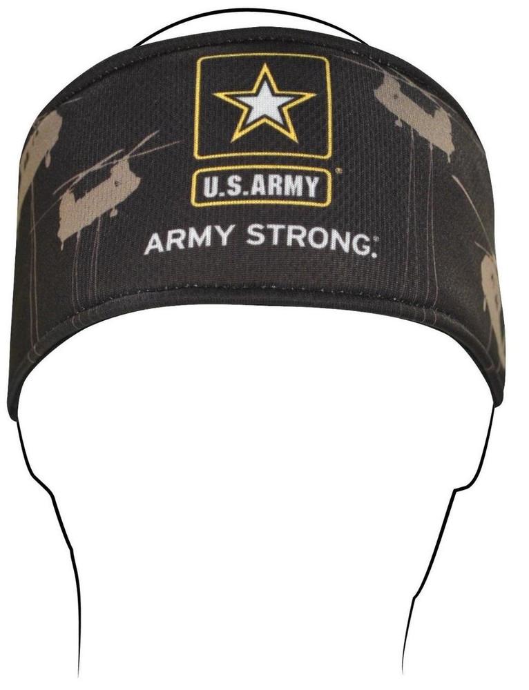 Headband, Army Helicopter