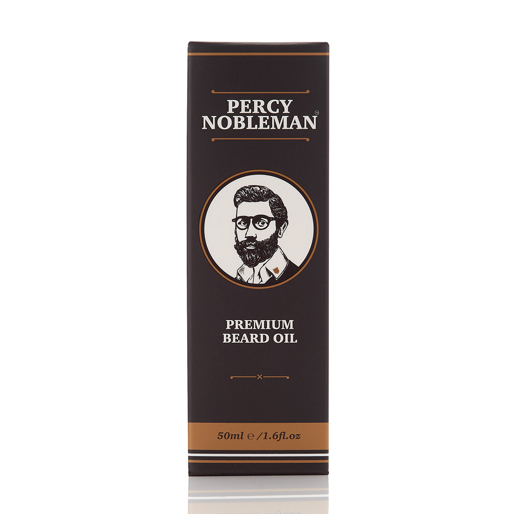 Premium Beard Conditioning Oil By Percy Nobleman