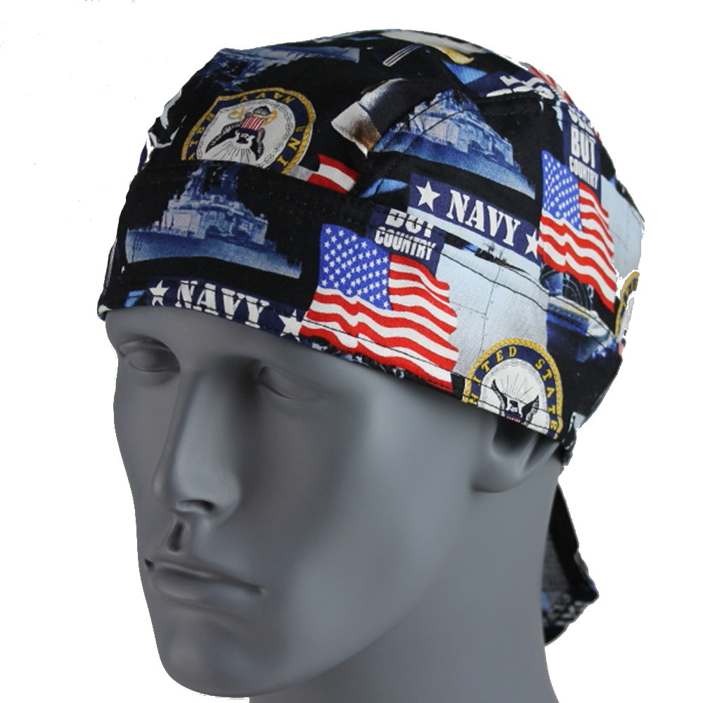 Navy -  With Hook & Loop Strap - From NoMoreKnots