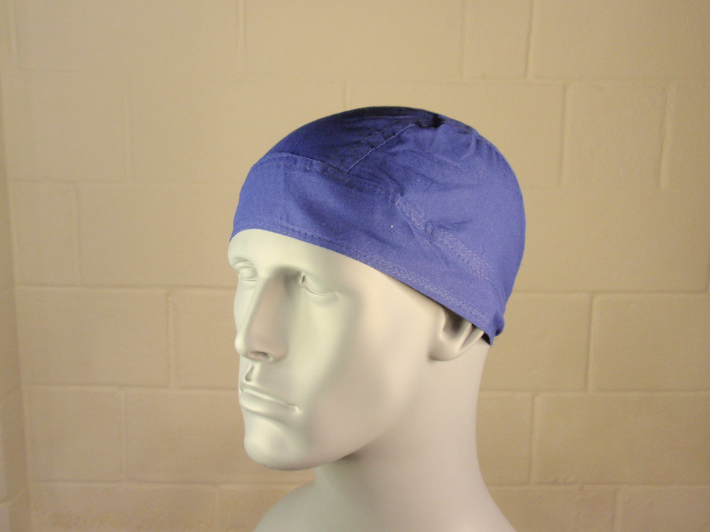 Blue - Strap Closure