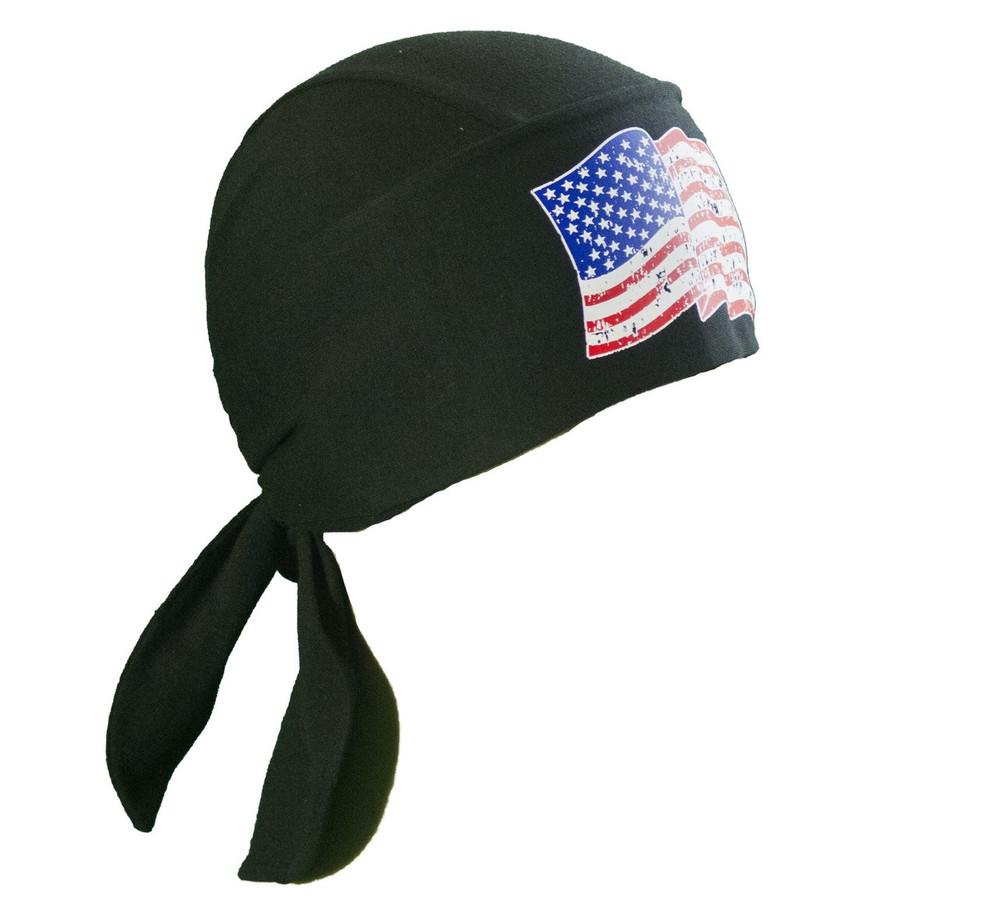 American Flag Transfer Total Wrap By DesignWraps